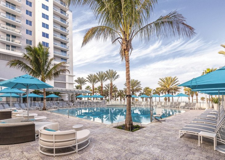 Clearwater Beach 2 Bedroom Deluxe #19
