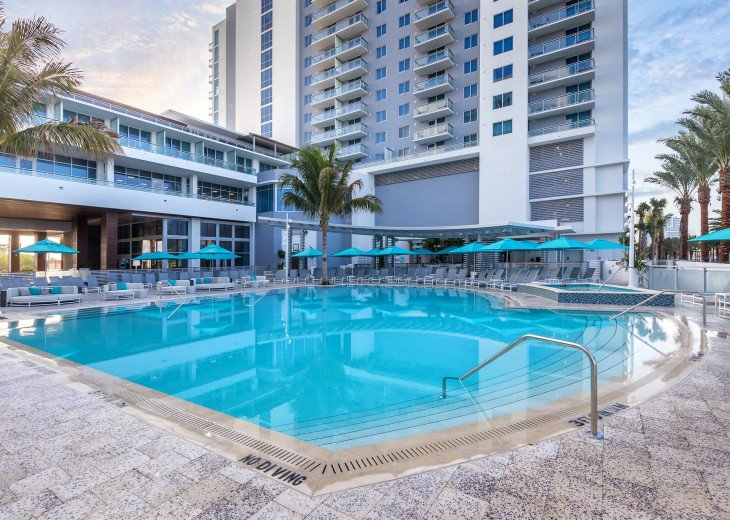Clearwater Beach 2 Bedroom Deluxe #20