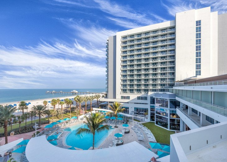 Clearwater Beach 2 Bedroom Deluxe #2