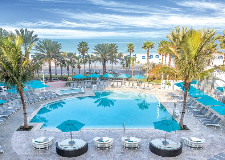 Clearwater Beach 2 Bedroom Deluxe #1