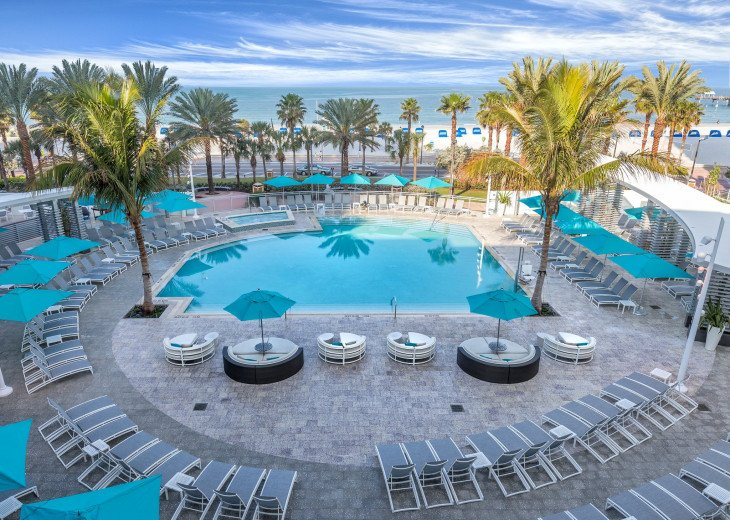 Clearwater Beach 2 Bedroom Deluxe #21
