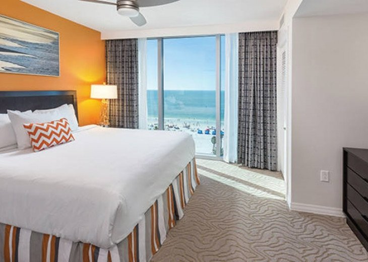 Clearwater Beach 2 Bedroom Deluxe #8