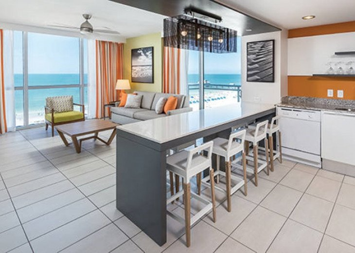 Clearwater Beach 2 Bedroom Deluxe #4