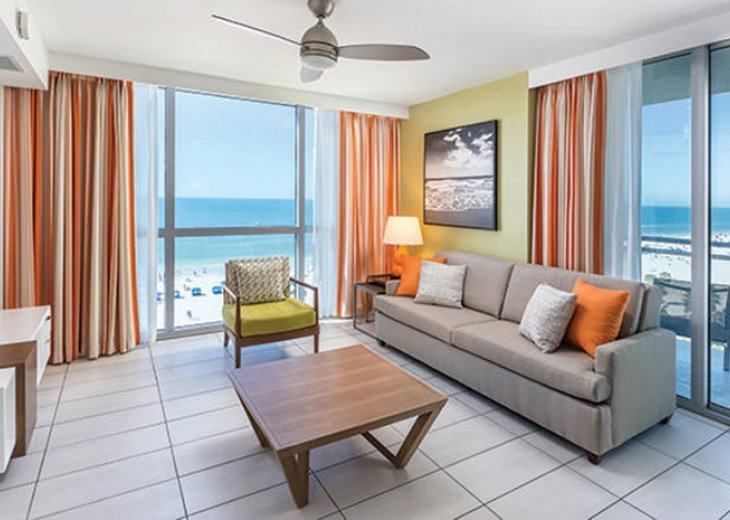 Clearwater Beach 2 Bedroom Deluxe #3