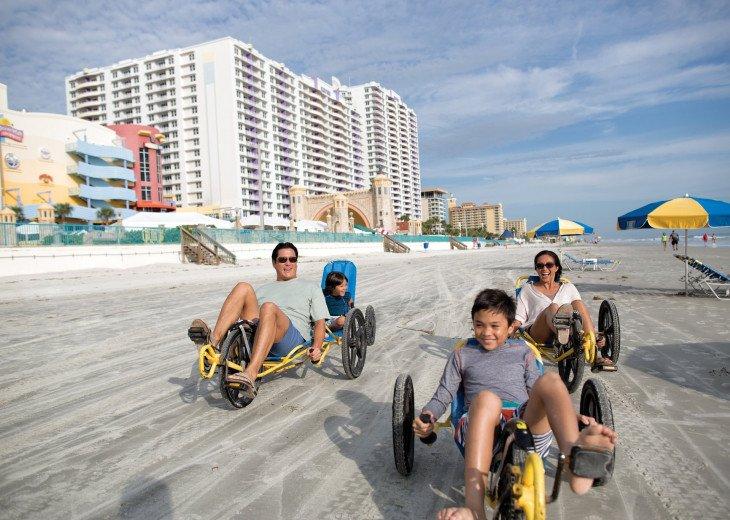Beach Getaway In Daytona You Won't Forget! #9