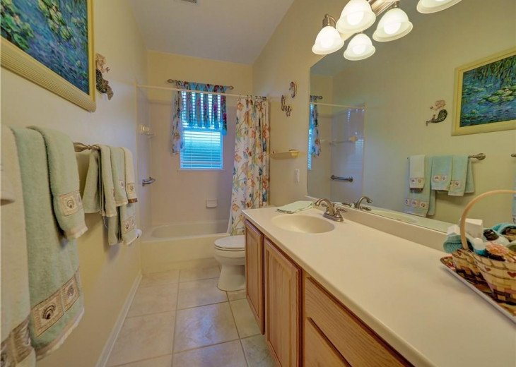 Private residence in a gated community with pool, rec center, near Indian River. #12