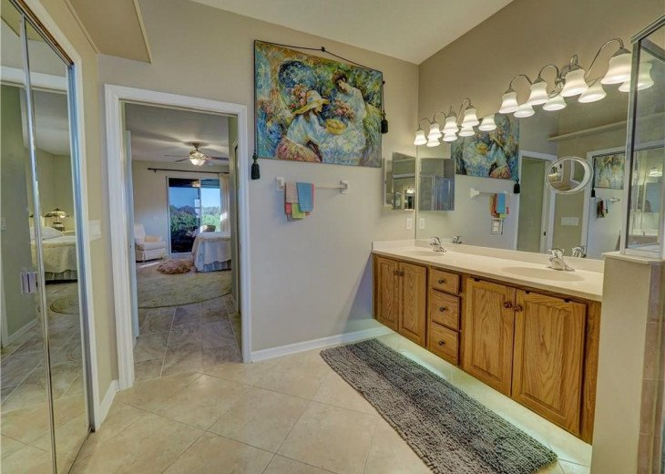 Private residence in a gated community with pool, rec center, near Indian River. #10