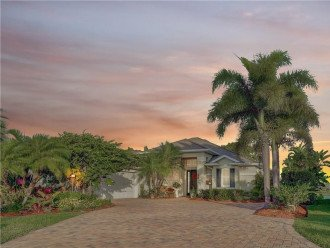 Private residence in a gated community with pool, rec center, near Indian River. #1