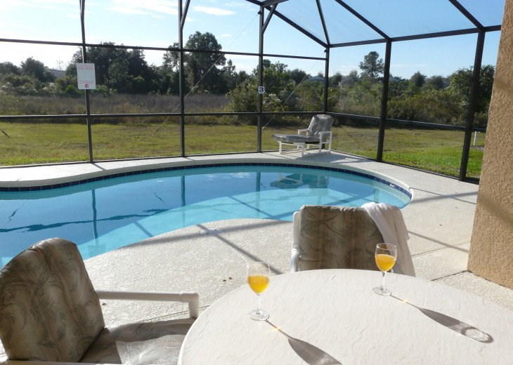 Private Pool, BBQ,WiFi, Game Room, No rear neighbors, TV in all rooms #3