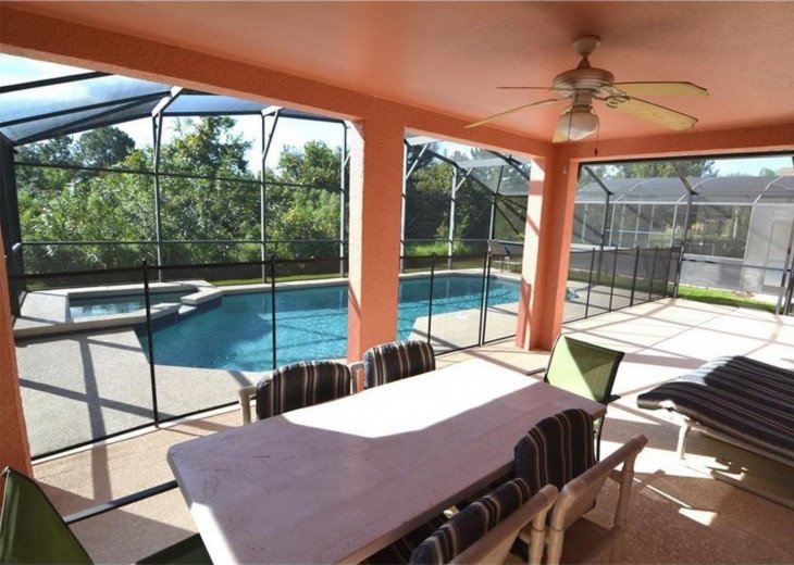 6BR/4BA,South-facing Pool/Spa with Conservation View,BBQ #5