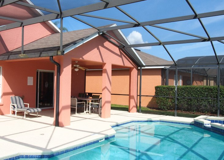 6BR/4BA,South-facing Pool/Spa with Conservation View,BBQ #3