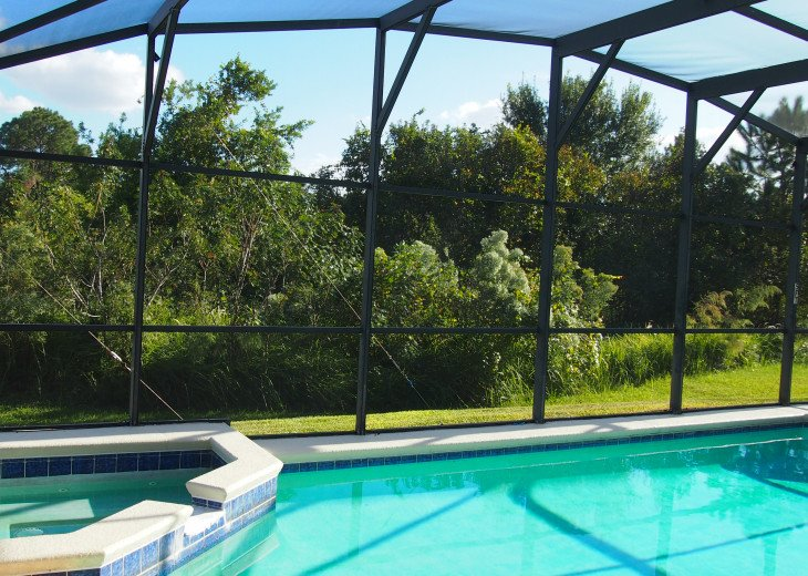 6BR/4BA,South-facing Pool/Spa with Conservation View,BBQ #2