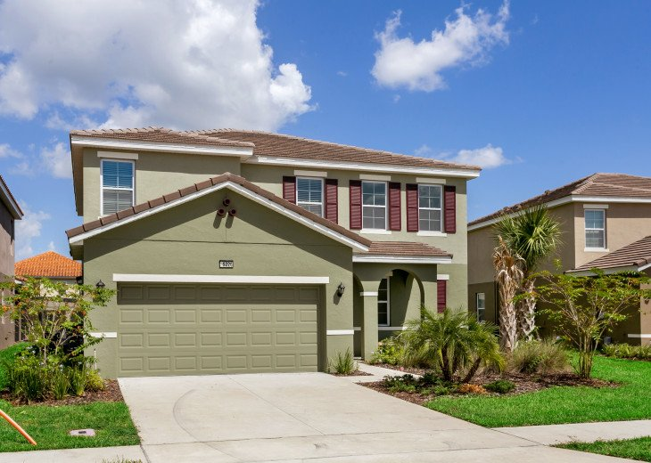 Lovely 5BR 4Bth Solterra Home with Private Pool, Spa and Gameroom - Solt5226 #1