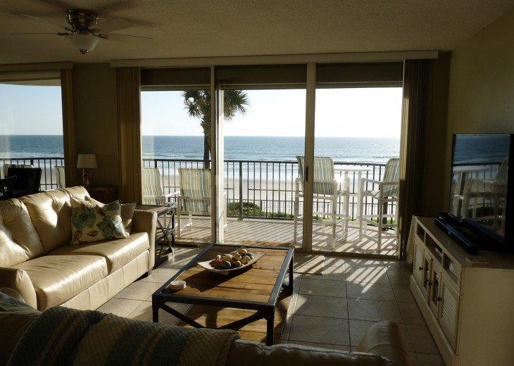 Ashley Oceanfront Condominium #25