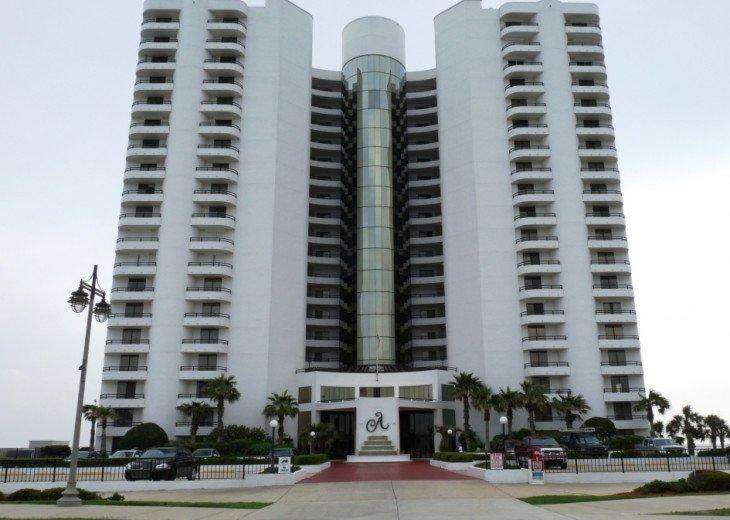 Ashley Oceanfront Condominium #4