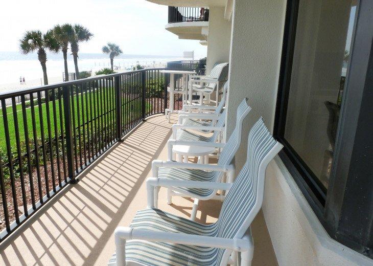 Ashley Oceanfront Condominium #27