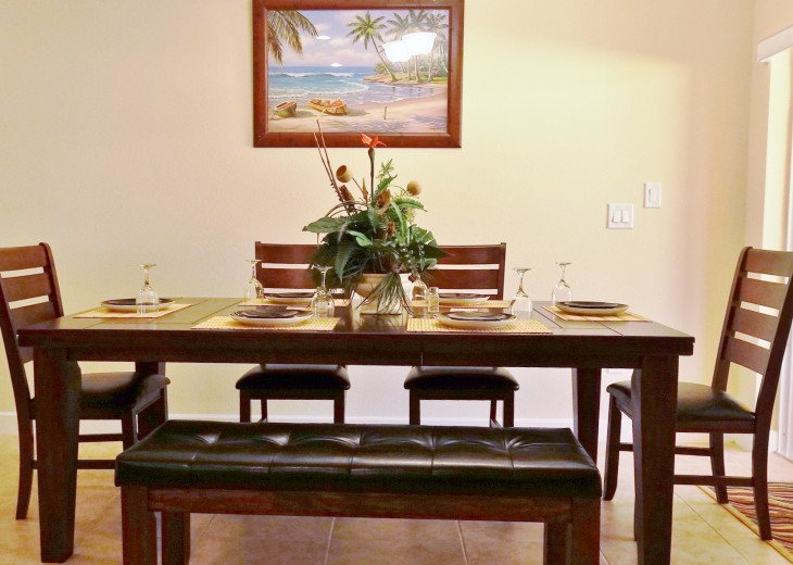 Gated Resort, Spacious Town-home with pool and fancy club Paradise Palms Resort #5