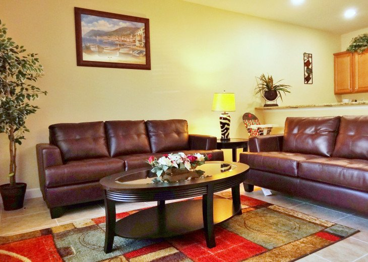 Gated Resort, Spacious Town-home with pool and fancy club Paradise Palms Resort #4