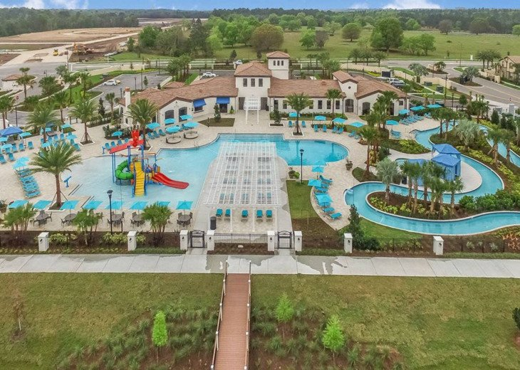 Sept. Special 185! Pool/Lazy River/Near Disney! #3