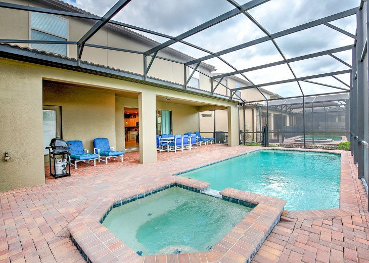 Sept. Special 185! Pool/Lazy River/Near Disney! #7