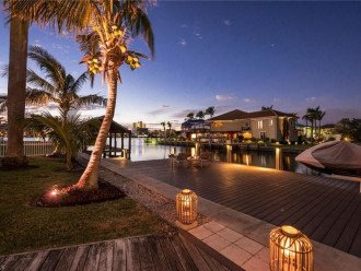 Waterfront escape with boat dock, pool and minutes from the beach. #1