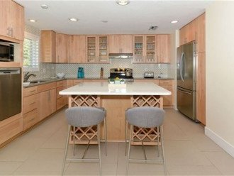 Sophisticated updated modern pool home on St. Armands sleeps 11 #1