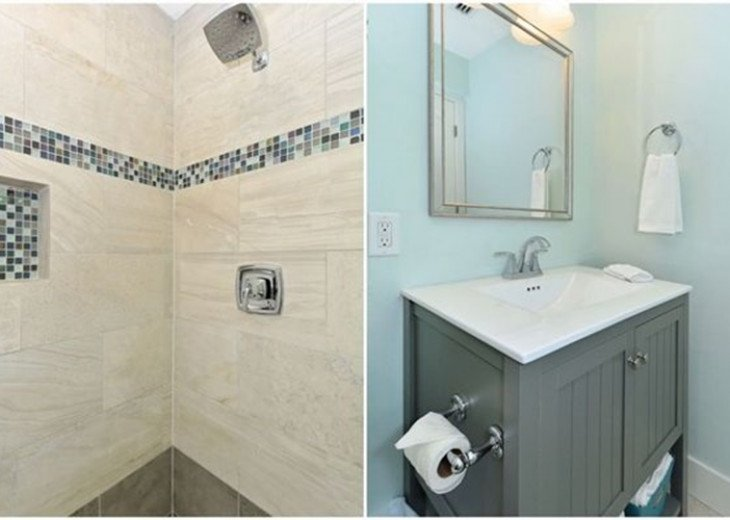 St. Armand's Canal-front Pool Home ~ freshly remodeled and steps to the beach! #22
