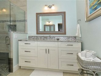 St. Armand's Canal-front Pool Home ~ freshly remodeled and steps to the beach! #1
