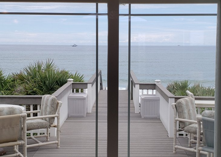 Unique Ocean Front Home on a beautiful beach #14