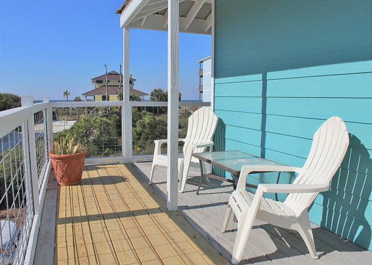 Beach Days - GULF VIEW HOME ON CAPE SAN BLAS WITH A POOL! #7