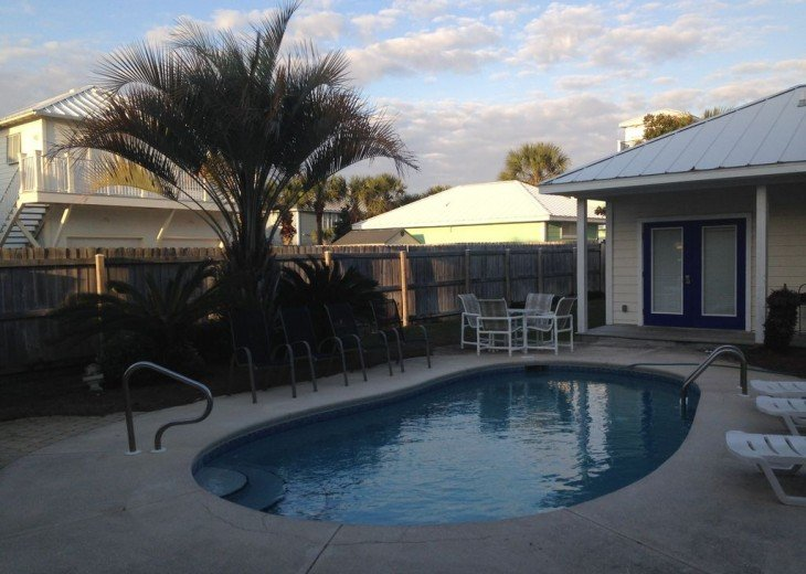 *Spacious!* SUMMER~SAT 2 SAT ONLY * Sleeps 20* Prvt Pool * Walk2 beach *Cabana* #21