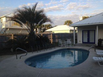 *Spacious!* SUMMER~SAT 2 SAT ONLY * Sleeps 20* Prvt Pool * Walk2 beach *Cabana* #1