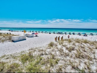 Your private beach! FREE chairs and umbrella set-up ($200 value).