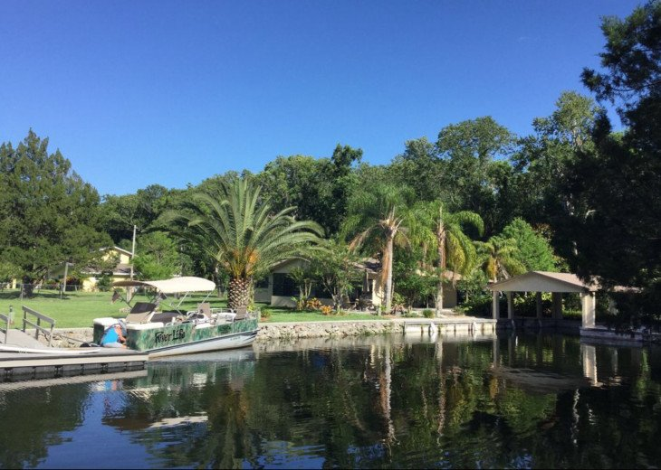 Homosassa Waterfront PARADISE! Weekly/monthly Private HOME, DOCK, KAYAKS #1