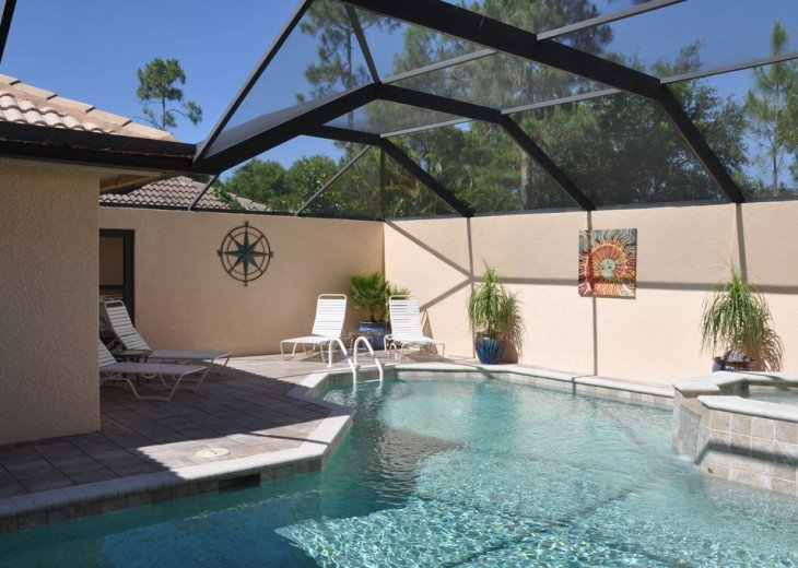 Family Friendly Luxury Courtyard Home with Oversize Saltwater Pool & Spa #20