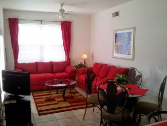 Beautiful, fully air conditioned 3 bedroom townhouse #1