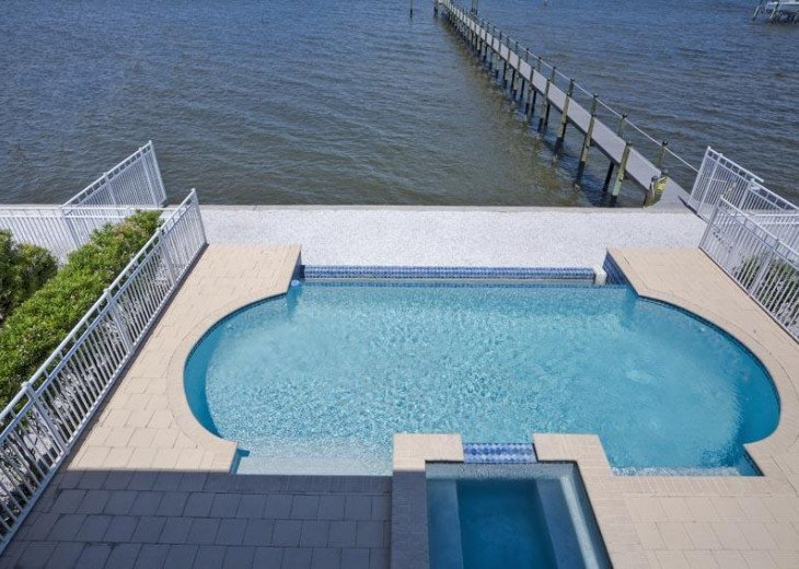 NEW! Lavish Waterfront Home w/ Pool & Shared Dock! #46