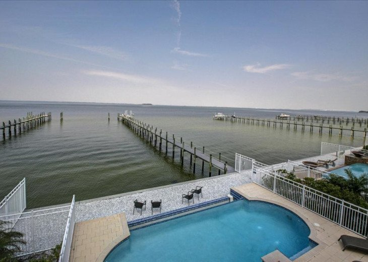 NEW! Lavish Waterfront Home w/ Pool & Shared Dock! #18