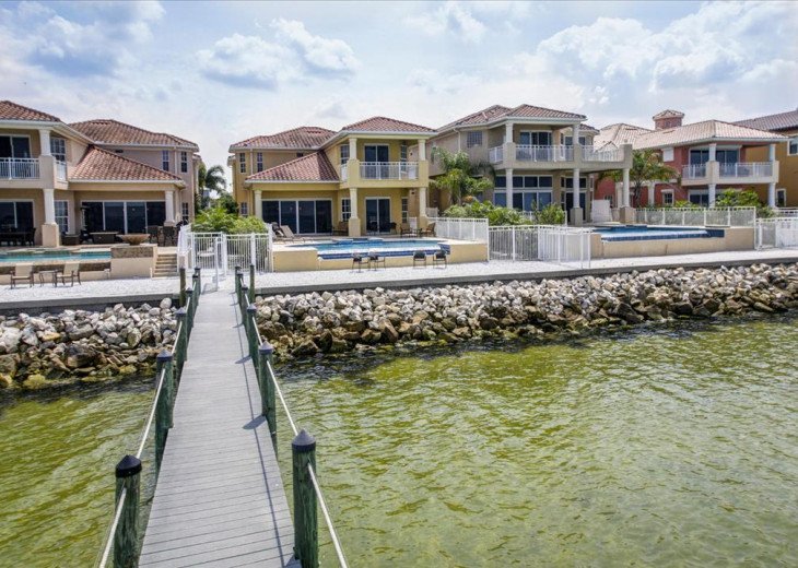 NEW! Lavish Waterfront Home w/ Pool & Shared Dock! #29