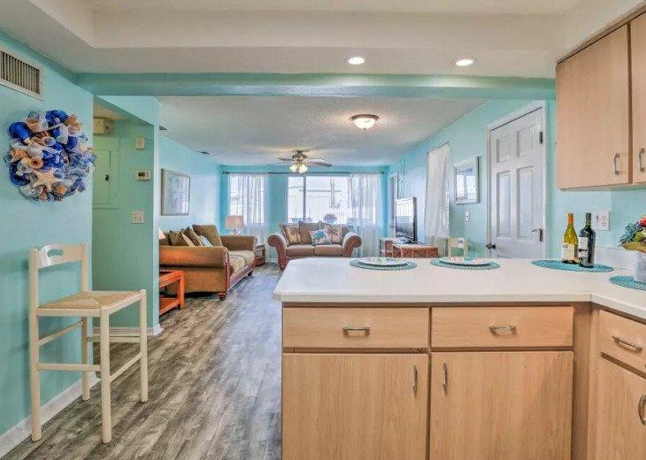 Cozy New Smyrna Beach Apartment - Steps from Beach #9
