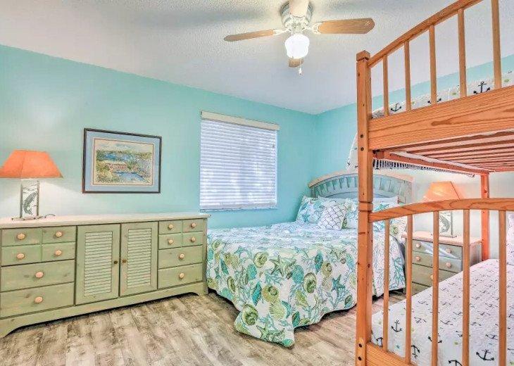 Cozy New Smyrna Beach Apartment - Steps from Beach #12
