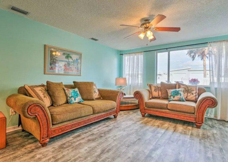 Cozy New Smyrna Beach Apartment - Steps from Beach #1