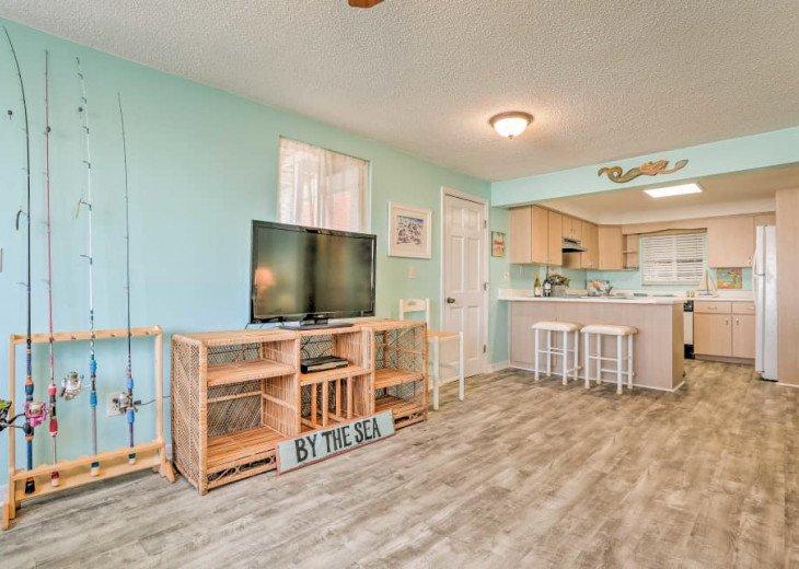 Cozy New Smyrna Beach Apartment - Steps from Beach #6