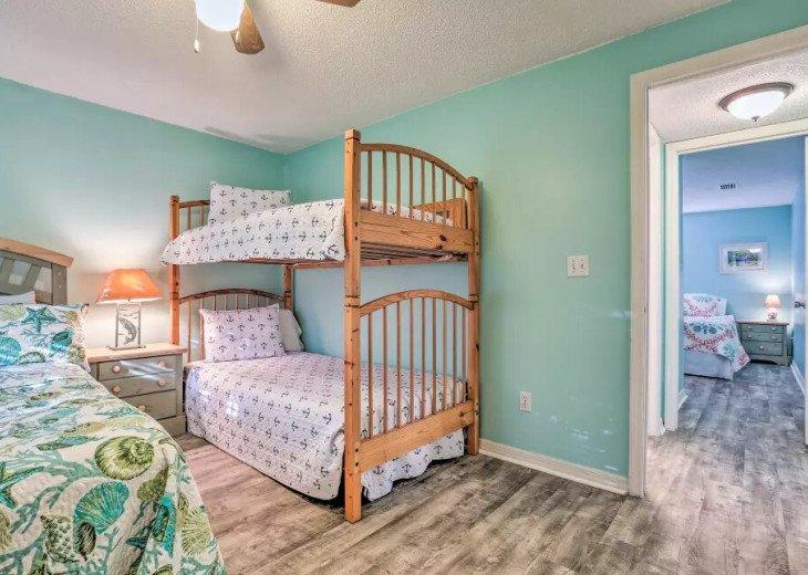 Cozy New Smyrna Beach Apartment - Steps from Beach #14