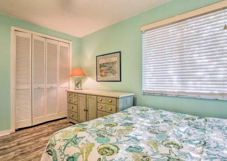 Cozy New Smyrna Beach Apartment - Steps from Beach #15