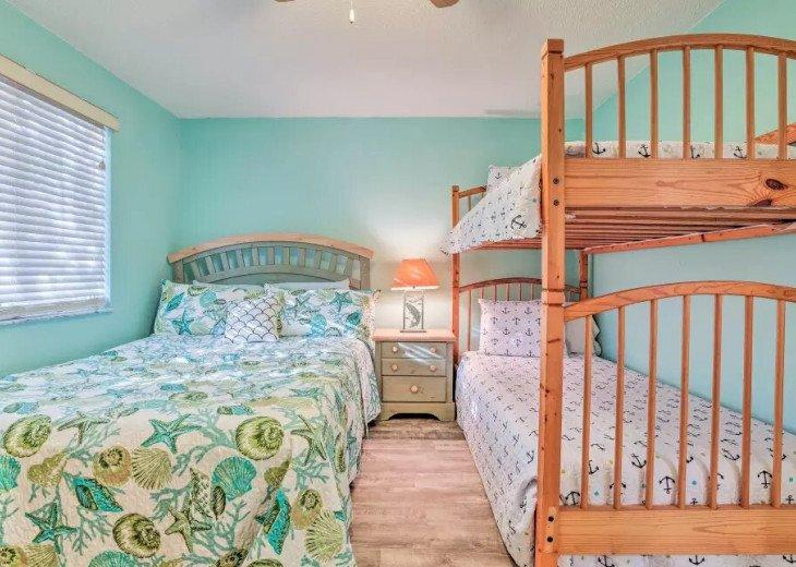 Cozy New Smyrna Beach Apartment - Steps from Beach #13