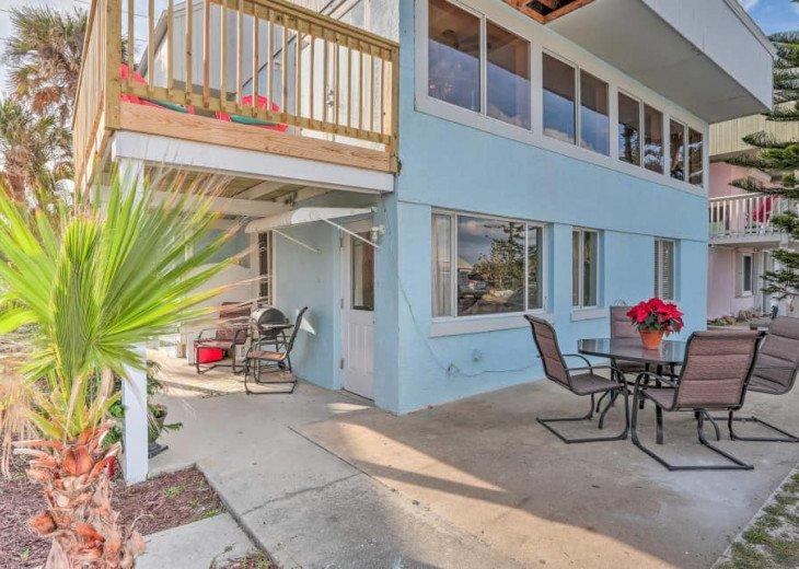 Cozy New Smyrna Beach Apartment - Steps from Beach #3
