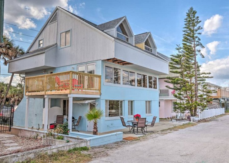 Cozy New Smyrna Beach Apartment - Steps from Beach #23
