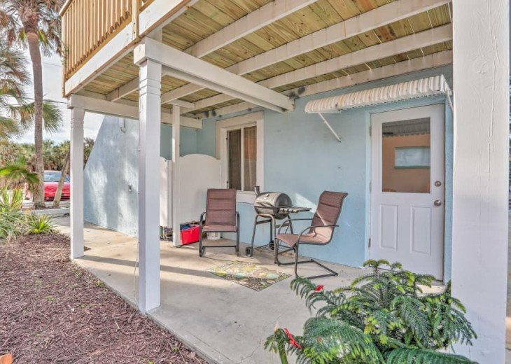 Cozy New Smyrna Beach Apartment - Steps from Beach #20