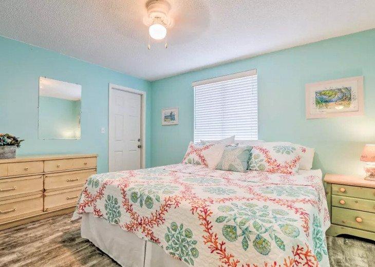 Cozy New Smyrna Beach Apartment - Steps from Beach #19